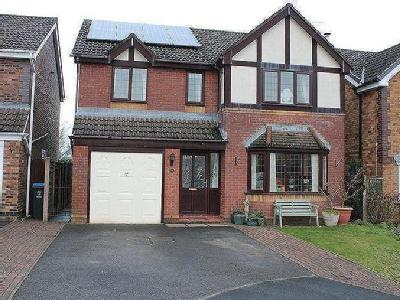 Shelley Drive, Cheadle - Detached