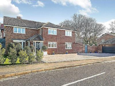 Neilson Close, Chandler's Ford, Hampshire, SO53