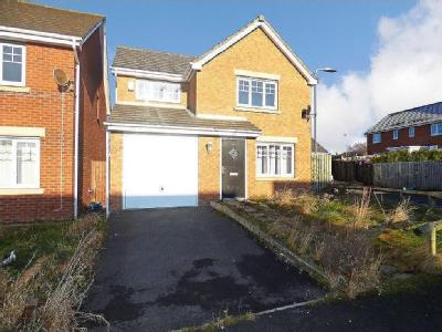 Wensleydale Gardens, Thornaby, Stockton-on-Tees, Durham, TS17