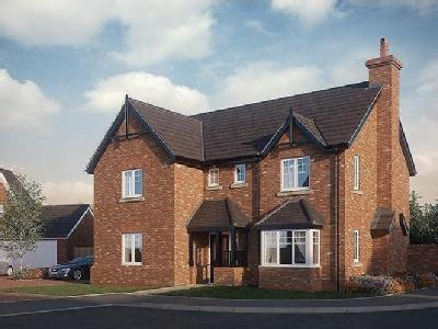 Plot 23, The Elleredine, Abbots Lea, Hadnall SY4