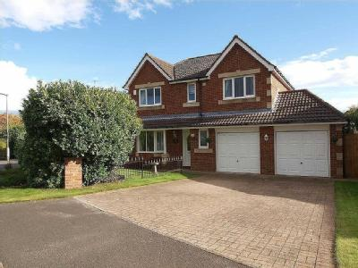 Eton Close, Cramlington - Cul-de-Sac