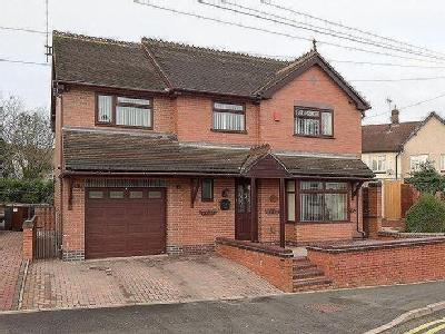 Station Road, Biddulph, Stafforshire, ST8