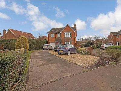 Hawthorn Close, Newborough, Peterborough, PE6