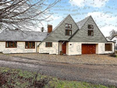 Ashe Park, Steventon, RG25 - Detached