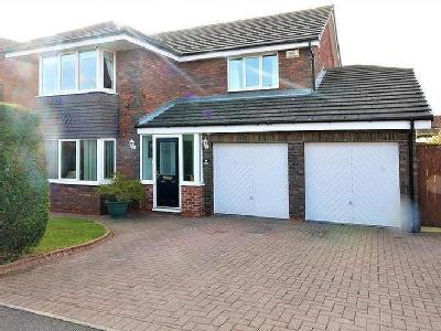 Thorington Gardens, Ingleby Barwick, Stockton-On-Tees