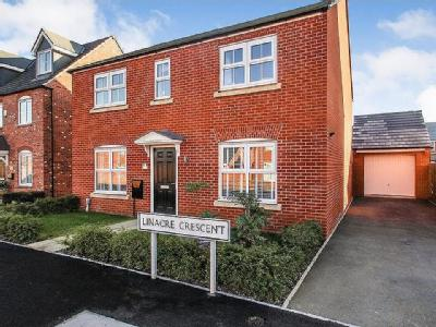 Linacre Crescent, Syston, Leicester