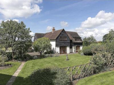 Mill Lane, Lowsonford, Henley-in-Arden, Warwickshire, B95