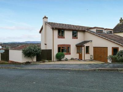 Becket Road, Bovey Tracey - Detached