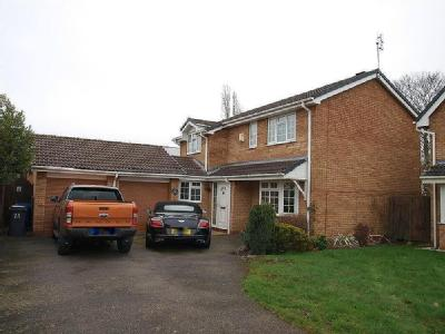Glencroft Close, Burton-on-Trent, Staffordshire