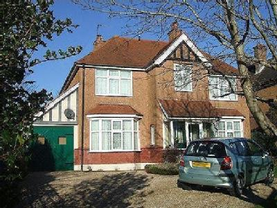 Cooden Drive, Bexhill-On-Sea - Garden
