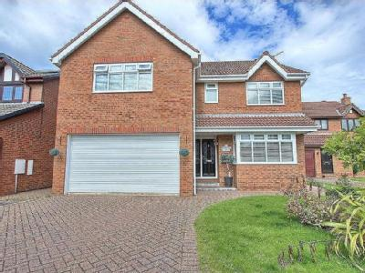 Hauxley Close, Redcar - Detached