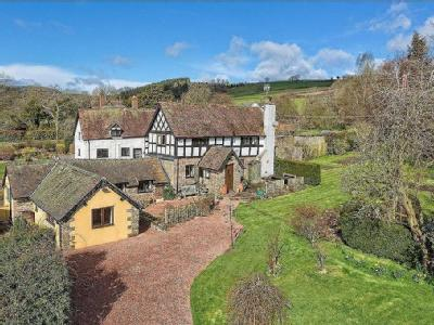 The Old Granary, Hopton Castle, Craven Arms, Shropshire, SY7