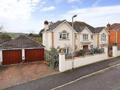 Bishopsteignton - Detached, Garden