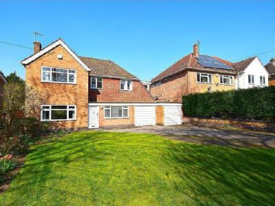 The Fairway, OADBY, Leicester, Leicestershire, LE2