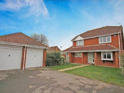 Bushell Way, FRIETUNA - Detached