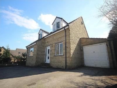 32 Rostle Top Road, Earby - Garden