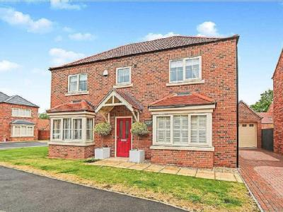 Bowthorpe Close, South Hykeham, Lincoln
