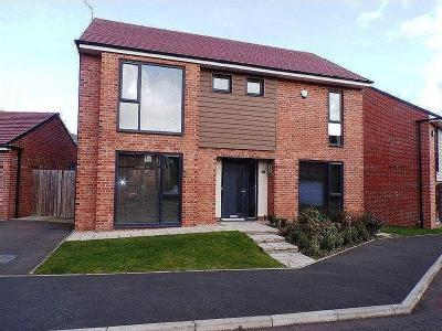 The Acres, Wallsend - Four Bedroom Detached House