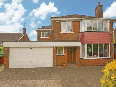Queensway, Scunthorpe - Detached