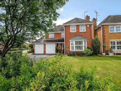 Southall Drive, Hartlebury, Kidderminster, Worcestershire, DY11
