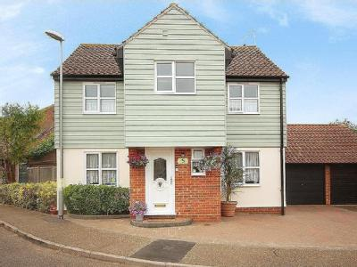 Cornish Grove, South Woodham Ferrers, Chelmsford, Essex, CM3