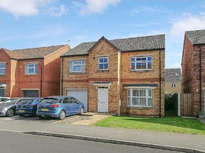 Dunlin Drive, Scunthorpe, North Lincolnshire, DN16