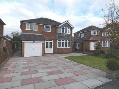 New Hall Avenue, Heald Green - Garden