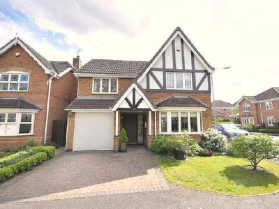 Speedwell Close, Bingham, Nottingham