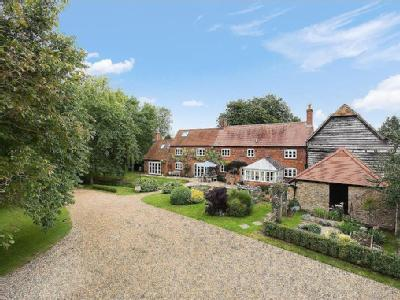 Charney Bassett, Oxfordshire, OX12