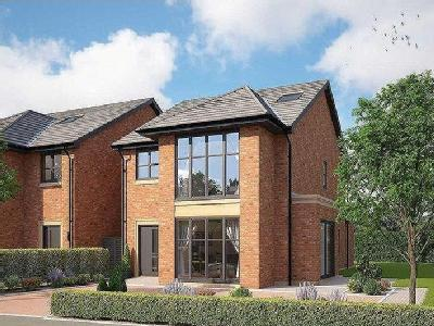 The Orchard, Cheadle Hulme - Detached