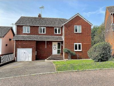 Great Hill, Chudleigh - Detached