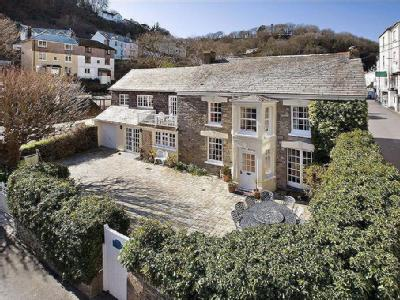 The Coombes, Polperro, Cornwall, PL13