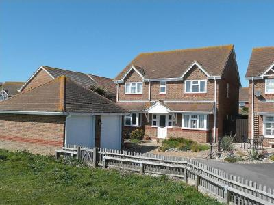 Wight Way, Selsey - Garden, Detached