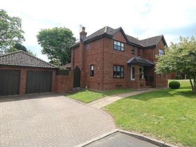 Meadow Croft, Sprotbrough, DONCASTER, South Yorkshire