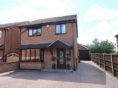 Stirling Grove, Kimberley, Nottingham, NG16