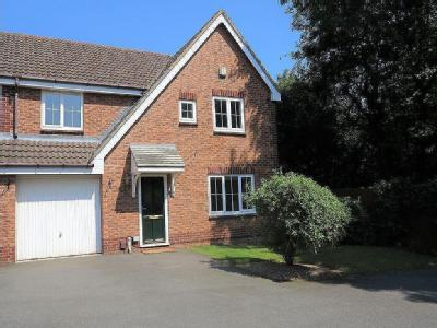 Johnson Close , Watnall , Nottingham , NG16