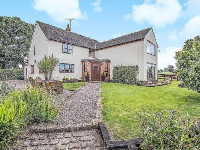 Audlem CHESHIRE - Detached, Cottage