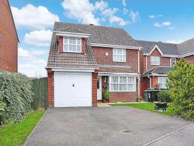 Priory Meadows Modern Detached Family Home