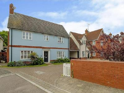 Rectory Hill, Wivenhoe, Colchester, CO7
