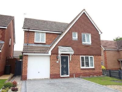 Rocket Close, Watnall, Nottingham, NG16