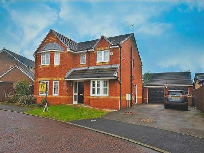 Makerfield Drive, Newton-Le-Willows