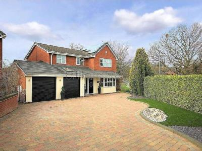 Westwoods Hollow, Burntwood, WS7