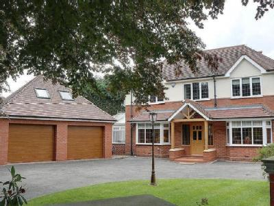 Crewe Road, Alsager - Conservatory