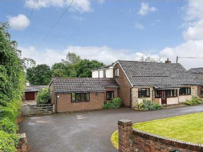 The Hollies, Delamere Road, Norley, WA6