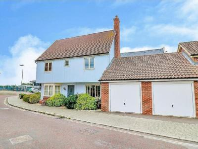 Walter Radcliffe Road, Wivenhoe, Colchester, CO7