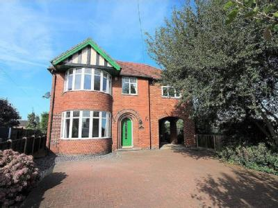 Sutton Road, Kirkby-in-Ashfield, Nottingham, NG17