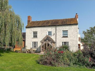 Haselor Lane, Hinton-on-the-Green, Evesham, Worcestershire, WR11