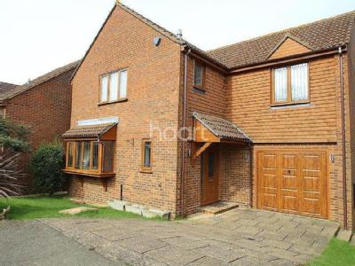 Bulrush Close, Walderslade - Detached