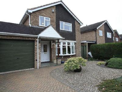 Marston Crescent, Countesthorpe, Leicester