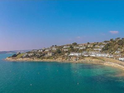 St Mawes, Roseland Peninsula, South Cornwall, TR2